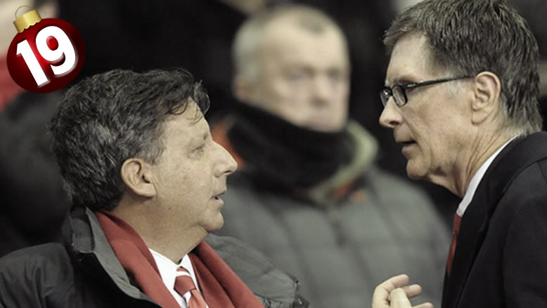 ADVENT CALENDAR DAY 19: CAN LIVERPOOL WIN A 19TH LEAGUE TITLE UNDER FSG?
