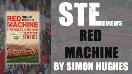 BOOK REVIEW: RED MACHINE BY SIMON HUGHES